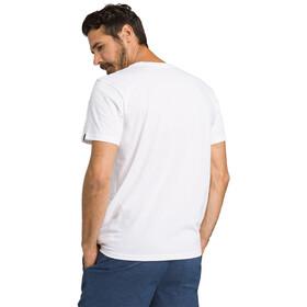 Prana Pyöreäkauluksinen paita Miehet, white